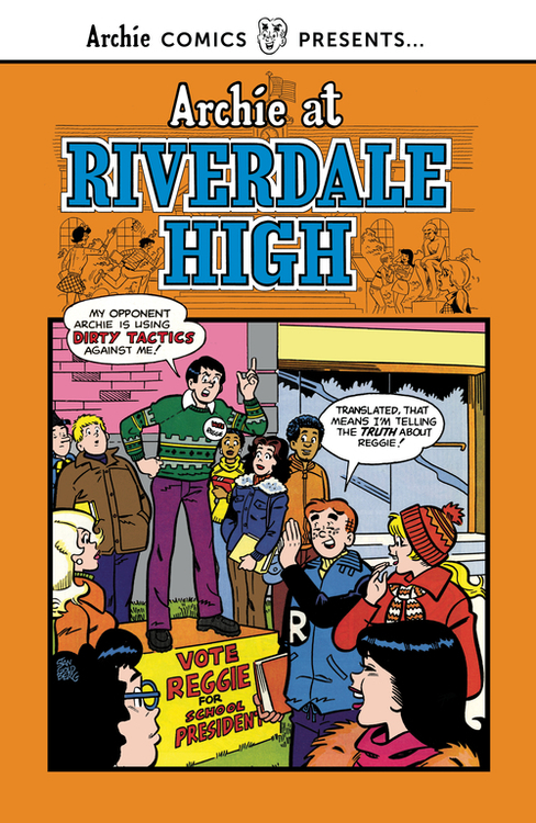 Archie comic publications archie at riverdale high tpb volume 03 20210325