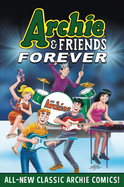Archie & Friends Forever TPB