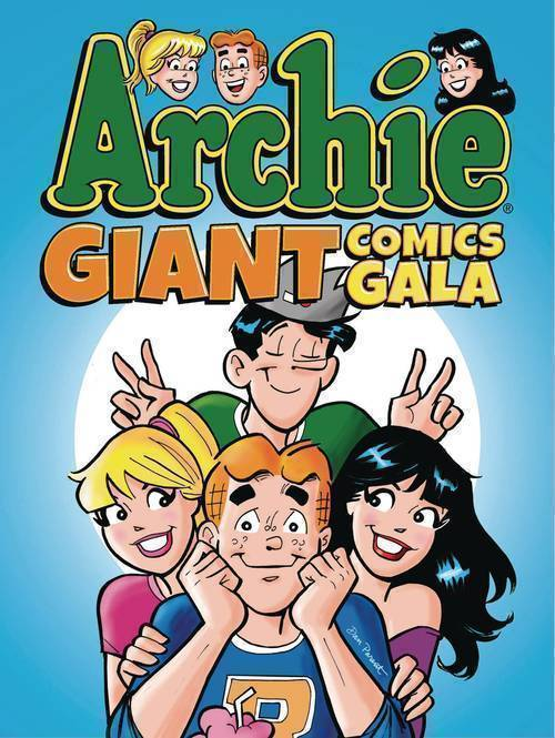 Archie comic publications archie giant comics gala gn 20190225