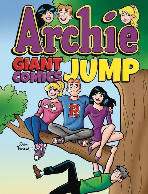 Archie comic publications archie giant comics jump tpb 20200225
