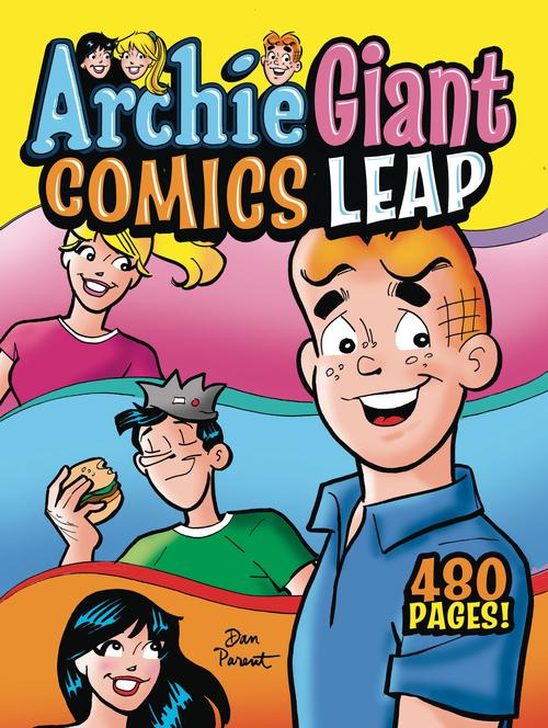Archie Giant Comics Leap Graphic Novel
