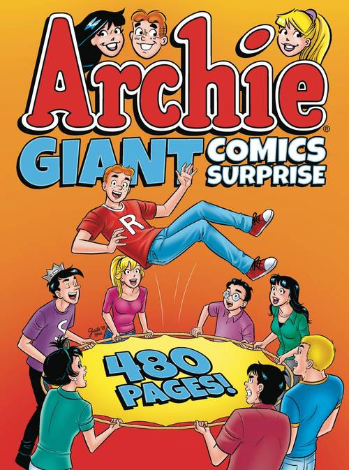 Archie comic publications archie giant comics surprise tpb 20180302