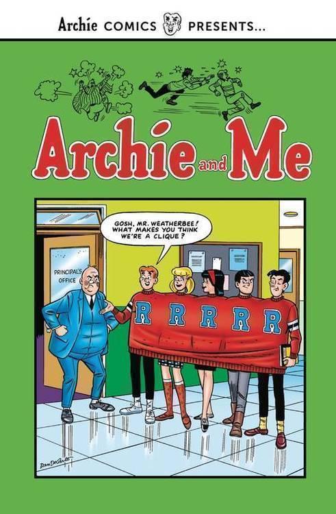 Archie comic publications archie me tpb volume 01 20180801