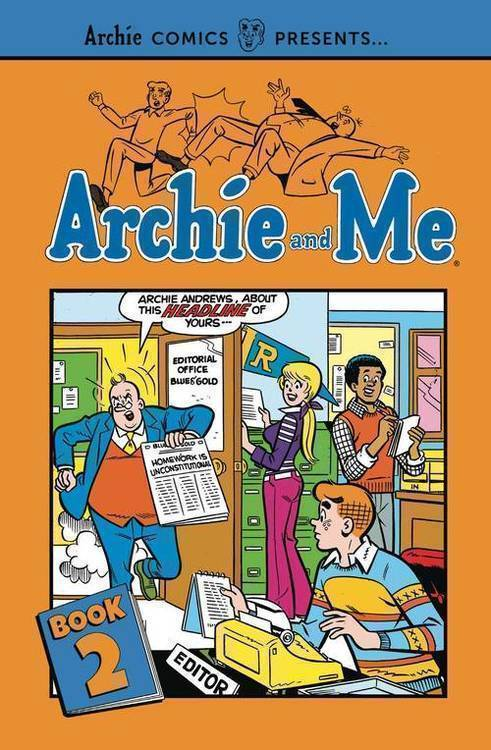 Archie comic publications archie me tpb volume 02 20190424