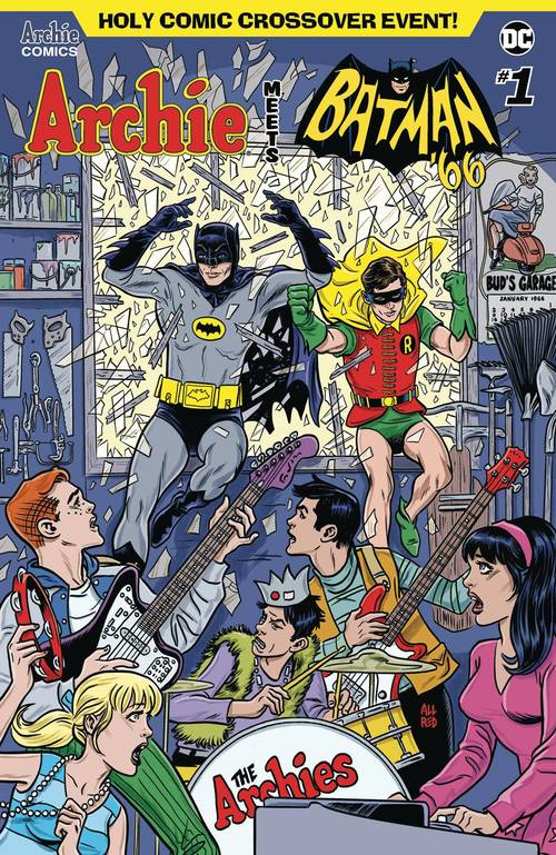 Archie comic publications archie meets batman 66 20180430