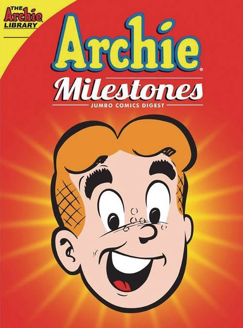 Archie comic publications archie milestones digest 20190626