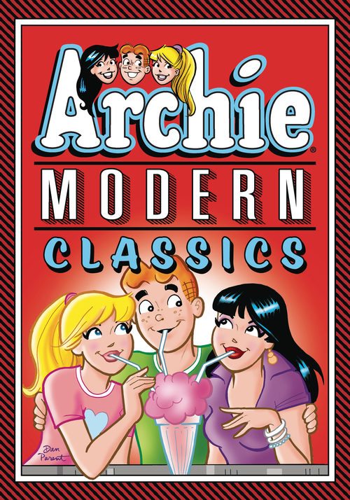 Archie comic publications archie modern classics tpb vol 03 20201028
