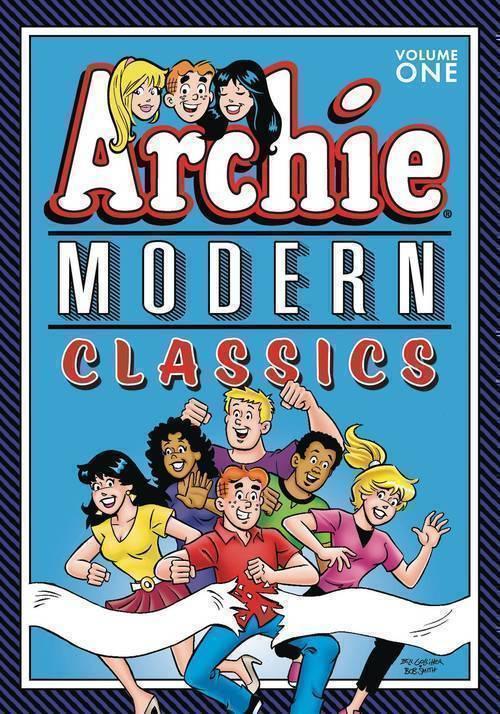 Archie comic publications archie modern classics tpb volume 01 20181025