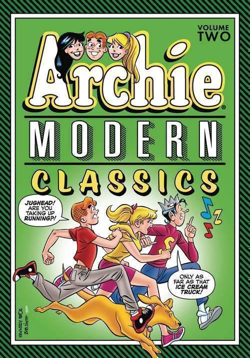 Archie comic publications archie modern classics tpb volume 2 20191031