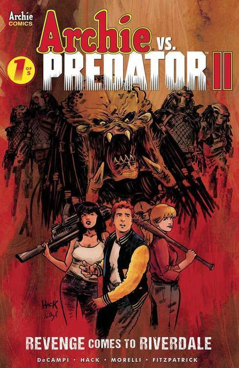Archie comic publications archie vs predator 2 20190424