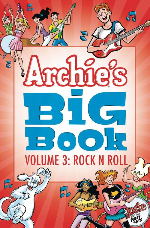 Archie comic publications archies big book tpb vol 03 rock n roll 20180203