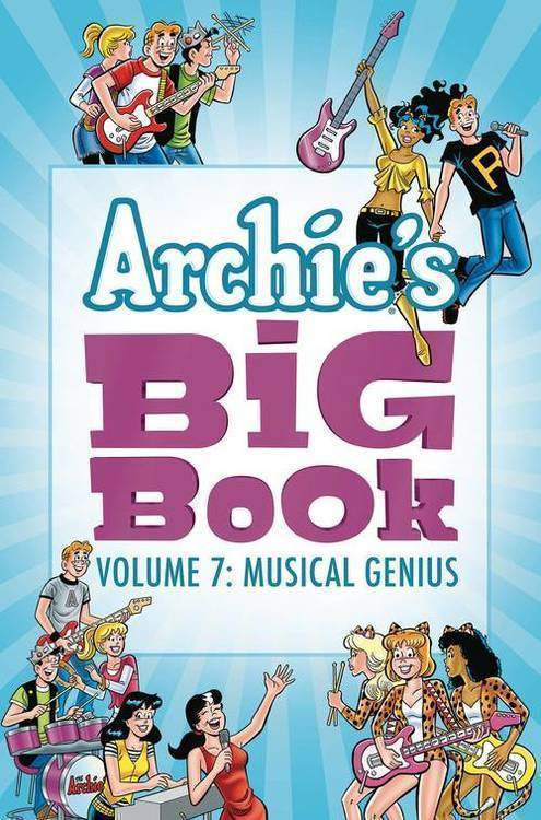 Archie comic publications archies big book tpb volume 7 20191031