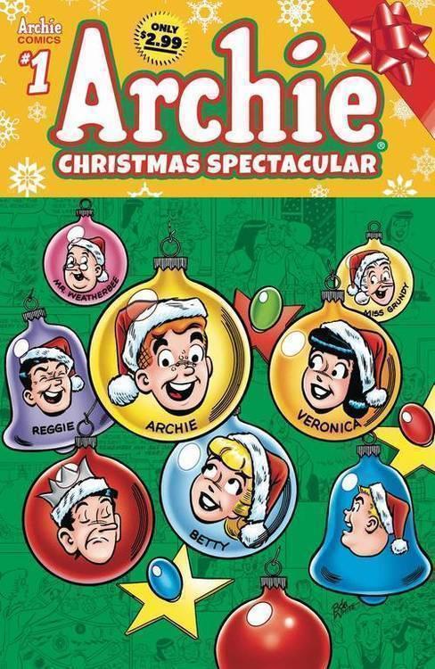 Archies Christmas Spectacular