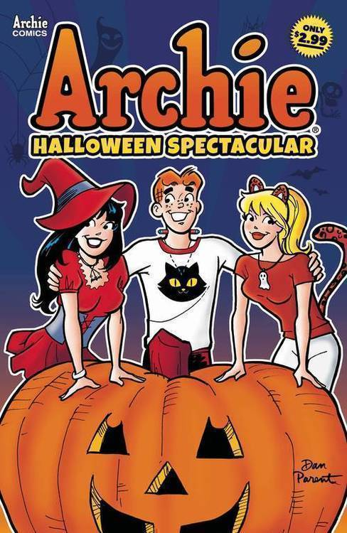 Archie comic publications archies halloween spectacular 20190730