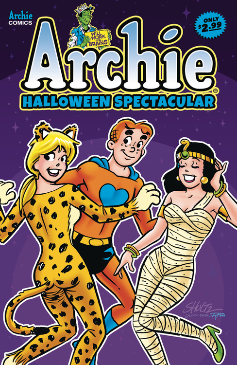 Archie comic publications archies halloween spectacular 20200730