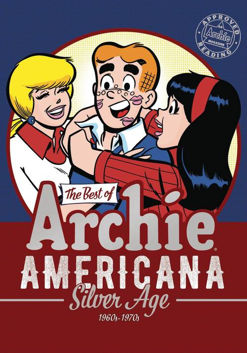 Archie comic publications best of archie americana tpb vol 02 silver age 20180203