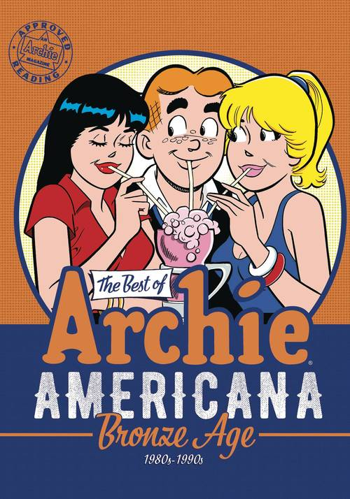 Archie comic publications best of archie americana tpb vol 03 bronze age 20180530