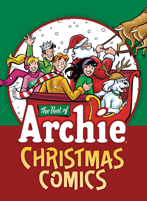 Archie comic publications best of archie christmas classics tpb 20200627