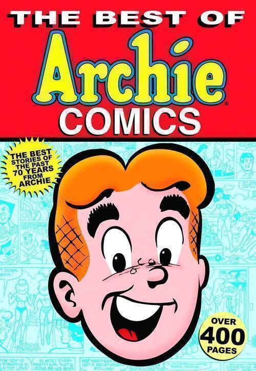 Archie comic publications best of archie comics tpb volume 01 20200328