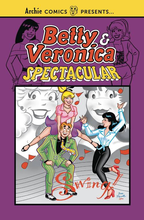 Archie comic publications betty veronica spectacular tpb vol 01 20180530