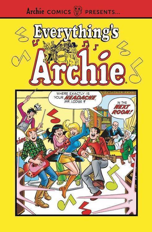 Archie comic publications everythings archie tpb vol 01 20180830