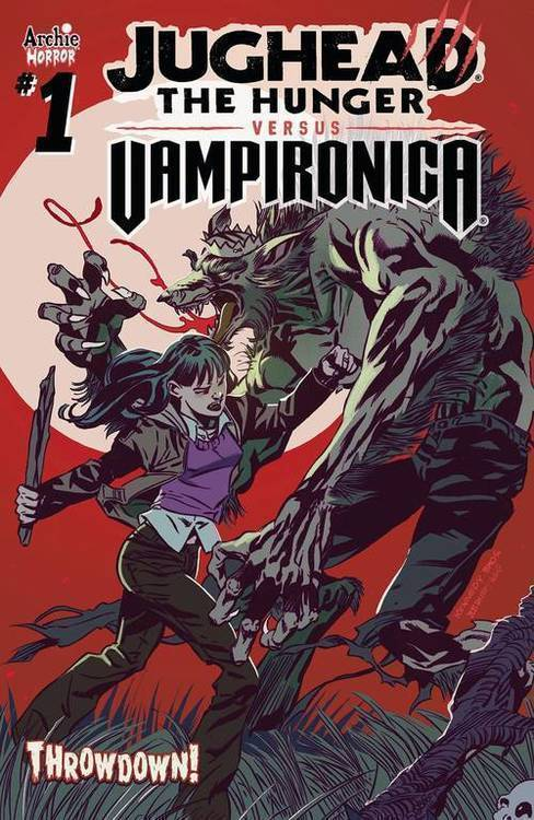 Archie comic publications jughead hunger vs vampironica 20190129