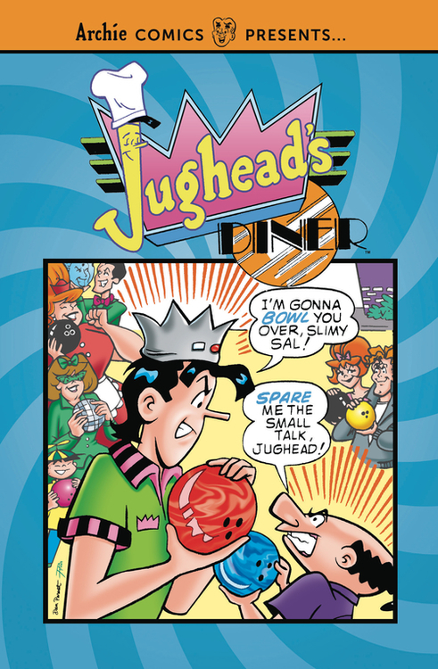 Archie comic publications jugheads diner tpb 20200826