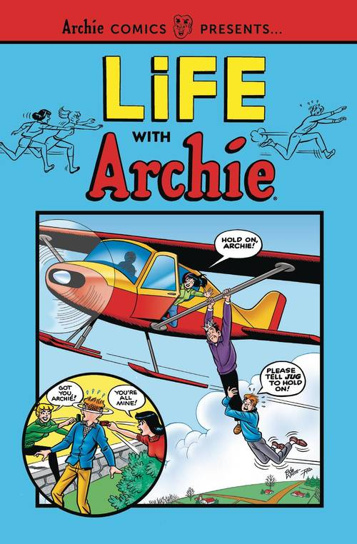 Archie comic publications life with archie tpb vol 01 20180530