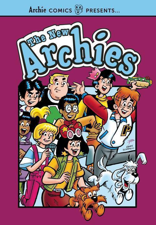 Archie comic publications new archies tpb 20200128