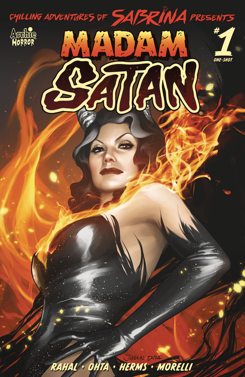Archie comic publications sabrina madame satan one shot mature 20200730