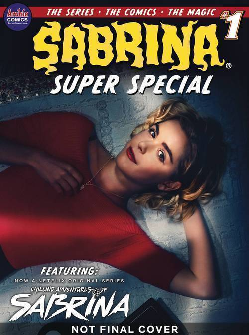 Archie comic publications sabrina super special 20190626