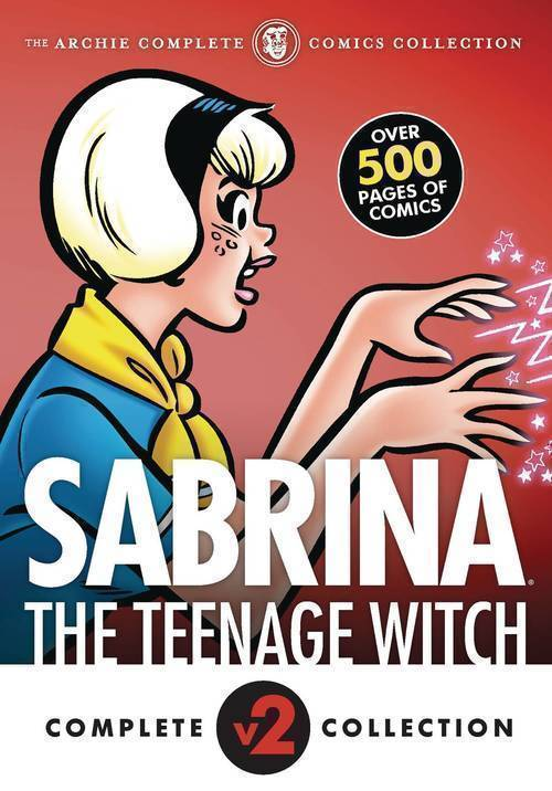 Archie comic publications sabrina the teenage witch comp tpb volume 02 1972 1973 20191227