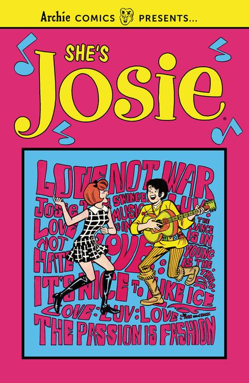 Archie comic publications shes josie tpb 20210126