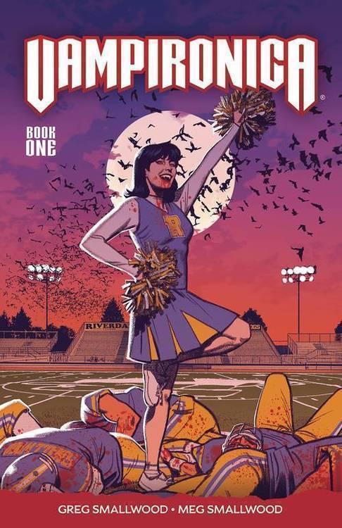 Archie comic publications vampironica tp vol 01 20181231