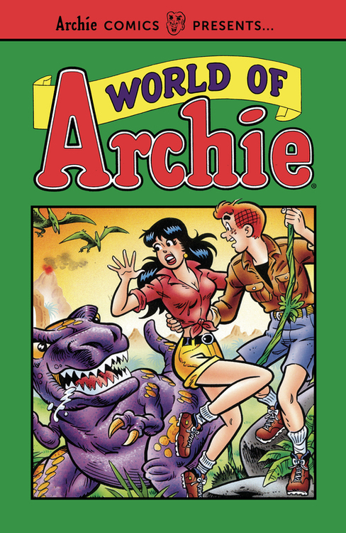 Archie comic publications world of archie tpb vol 02 20210101