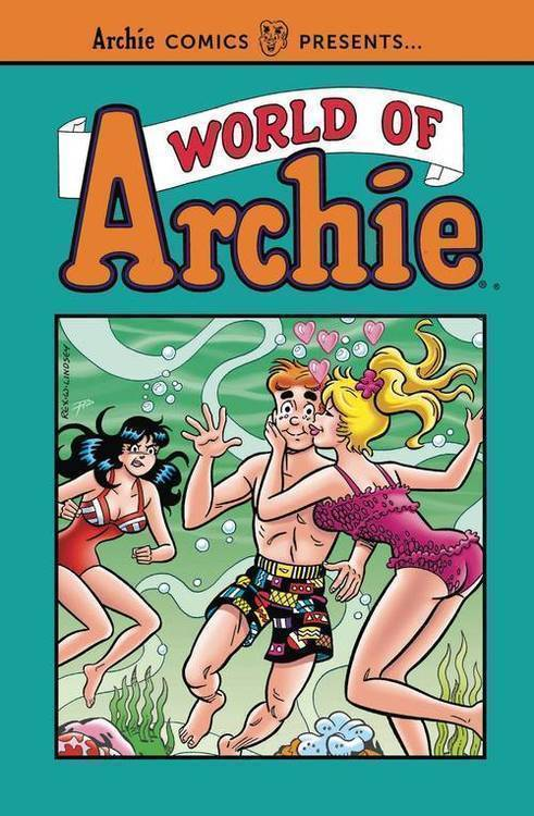 Archie comic publications world of archie tpb volume 1 20190730
