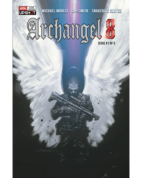 Artists writers artisans inc archangel 8 tpb 20200730