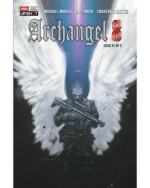 Archangel 8 TPB