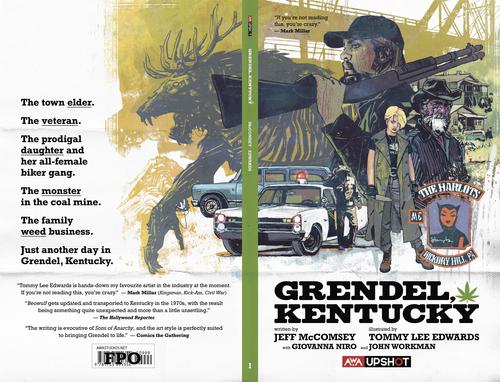Grendel Ky TPB