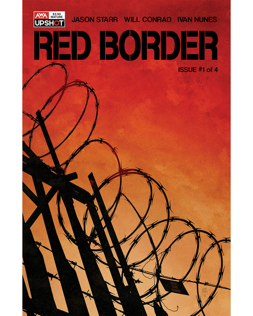 Artists writers artisans inc red border tpb 20200730