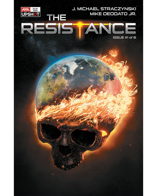 Artists writers artisans inc the resistance tpb 20200730