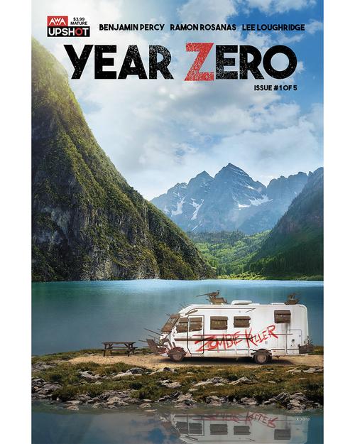 Year Zero TPB (Mature)