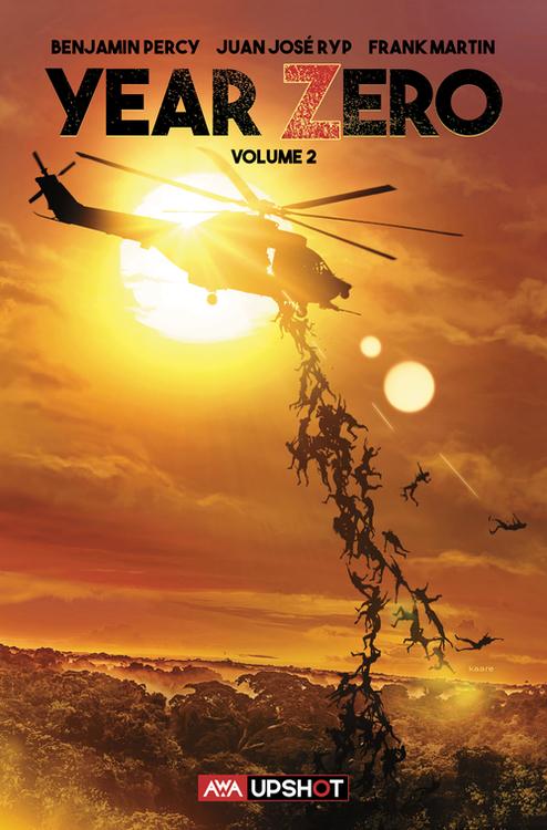 Year Zero TPB Volume 02