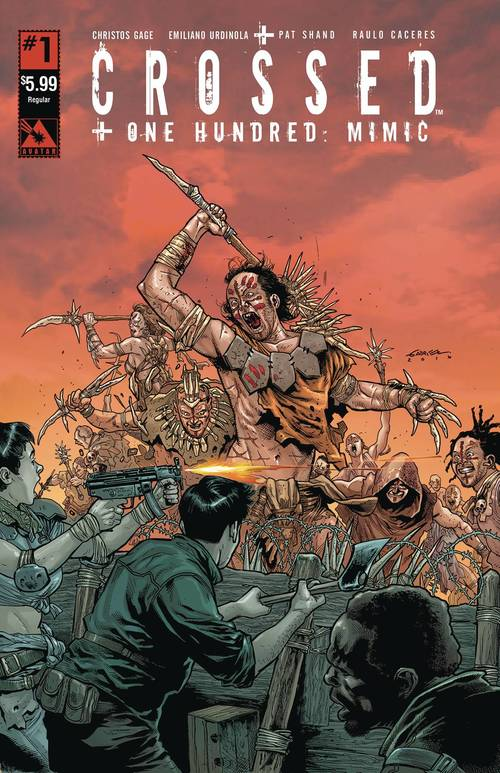 Avatar press inc crossed plus 100 mimic mature 20171231