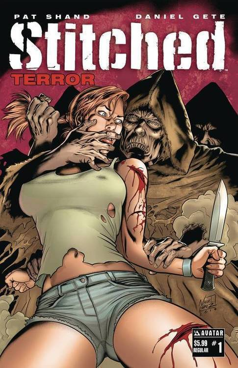 Avatar press inc stitched terror mature 20181025
