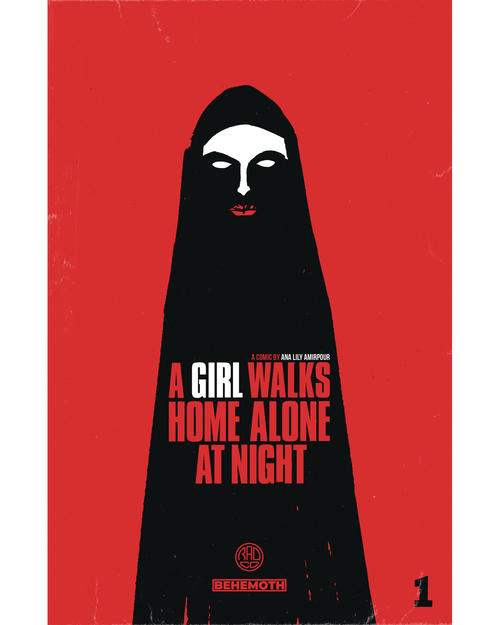 Behemoth comics a girl walks home alone at night 20200826