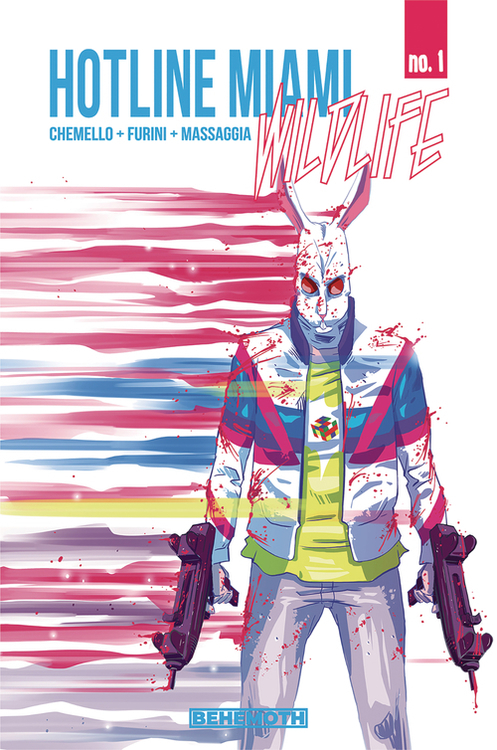 Behemoth comics hotline miami wildlife mature 20200627