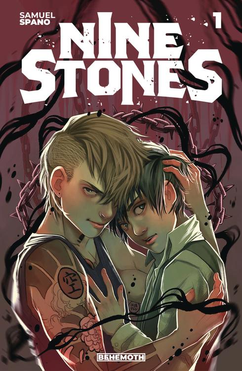 Behemoth comics nine stones mature 20210526
