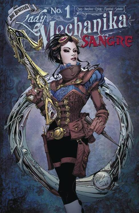 Benitez productions lady mechanika sangre 20190327