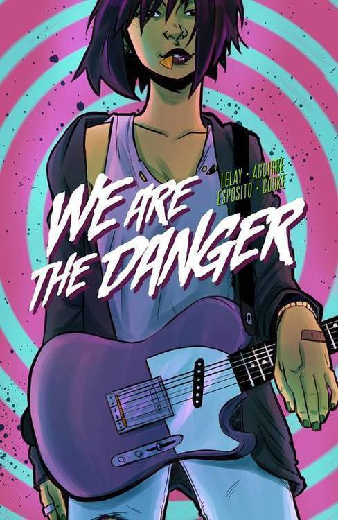 Black mask comics we are the danger tpb vol 01 mature 20180830